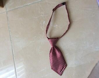 Ties for adjustable neck bridesmaid