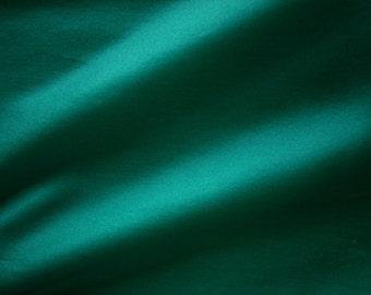 "Teal Hand Woven Dupioni Raw Silk Multipurpose Drapery Fabric 55"" Wide Per Yard"