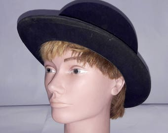 PRIOLA Paris vintage Bowler Hat