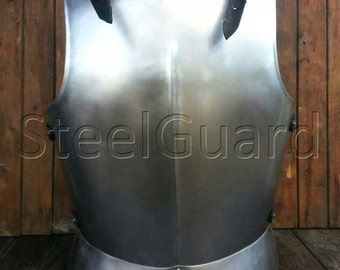 Steel Cuirass (Breastplate) 2 parts