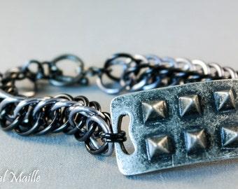 Spiked Half Persian Bracelet