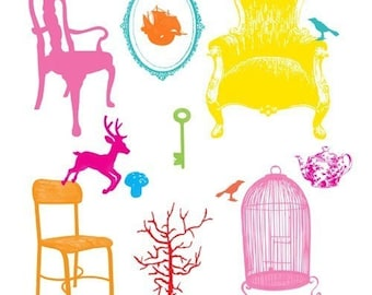Creature Collections - Charming Silhouettes