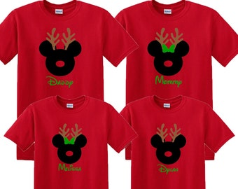SALE!! Family Christmas Vacation Shirts, Matching Vacation Shirts, Disney Shirts, Disney Cruise, Disney Christmas Family Vacation