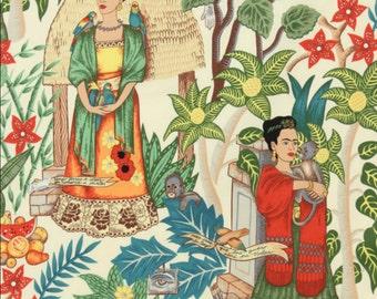 Alexander Henry - Frida's Garden in Tea