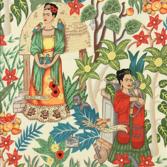 Alexander Henry Frida\'s Garden in Tea