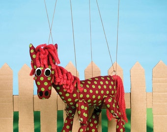 Clip Clop Pony Sewing Pattern Download 803095
