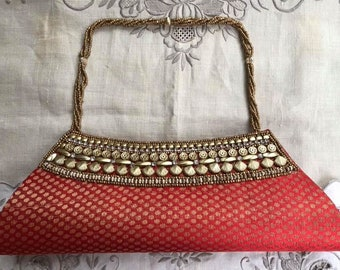 Vintage Embellished Evening/Occasion Bag