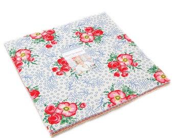 Merry Go Round Fabric - Layer Cake - American Jane - Moda