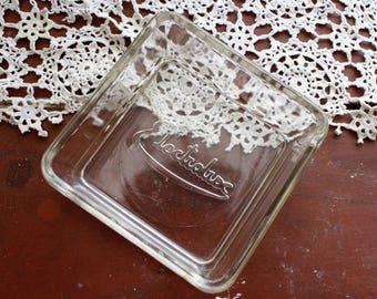 Electrolux Vintage Glass Fridge Storage - Base Only