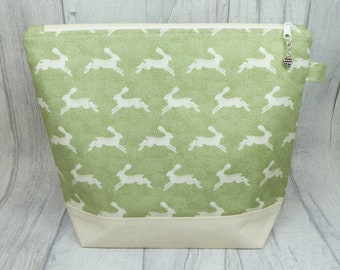 Spring hares project bag