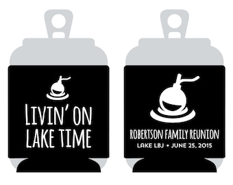 Livin' on Lake Time - Pick your own icon!