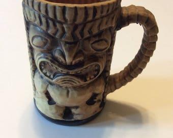 Vintage Florida Souvenir Tiki Mug