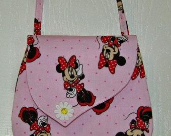 Disney's Minnie Mouse Little Girls Shoulder Bag