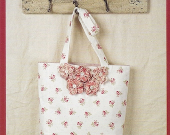 Liberty Star - Flora Handbag - Sewing Pattern - Designer Renee Plains