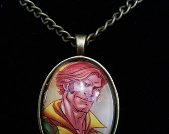 Marvel X-Men Banshee Pendant