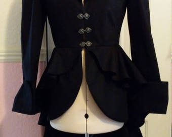Steampunk, Fantasy Jacket