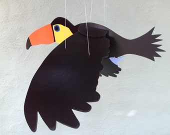 Toucan Bird Mobile