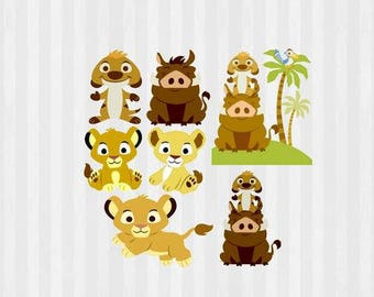 Baby Lion King ...