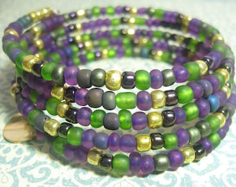 Vineyard Wrap Bracelet