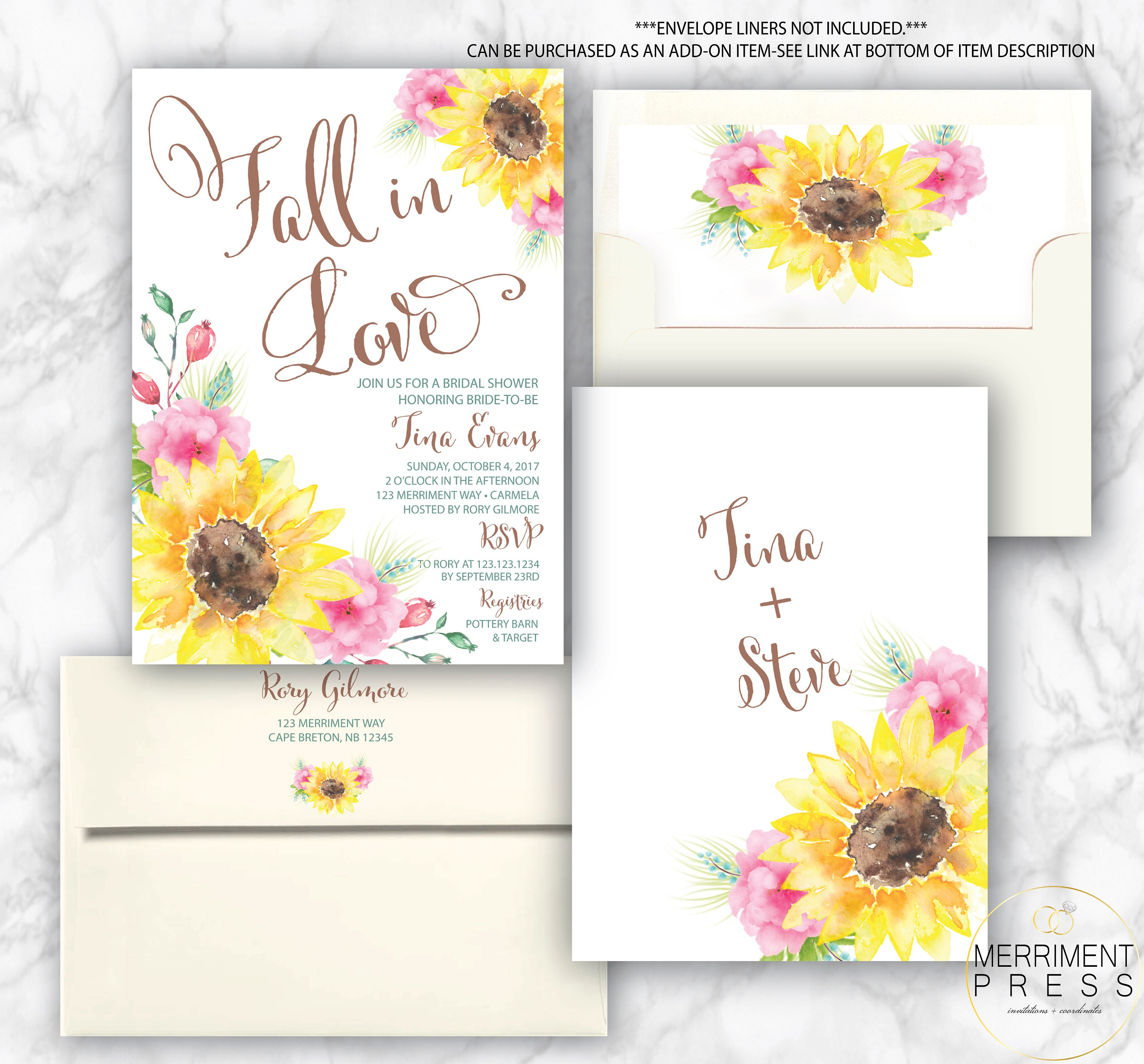 Tuscan bridal shower invitations images invitation templates free tuscan bridal shower invitations choice image invitation templates rustic sunflower bridal shower invitation fall in love filmwisefo