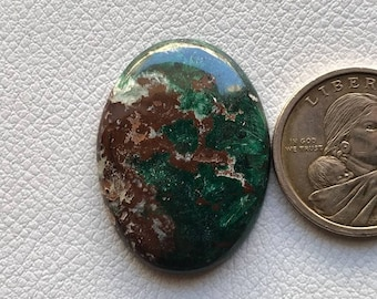 Magnificent Chrysocolla Top Quality, Jewelry, Rings, Pendants, Silversmith, Handmade, High Polished Cabochons Gemstone