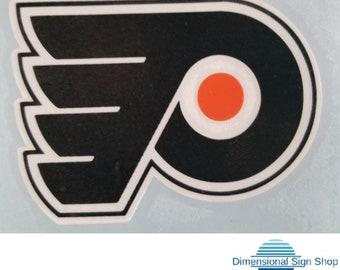 Philadelphia Flyers Logo Vinyl Decal