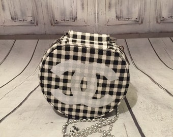 placket chanel/handbag chanel/Fashion logo