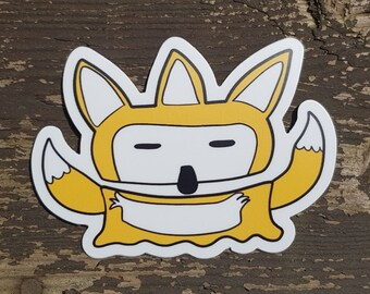 Tails - Sonic the Hedgehog Vinyl Sticker