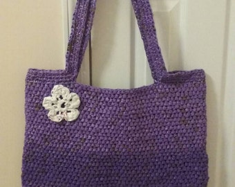 Eco friendly upcycle plastic bag