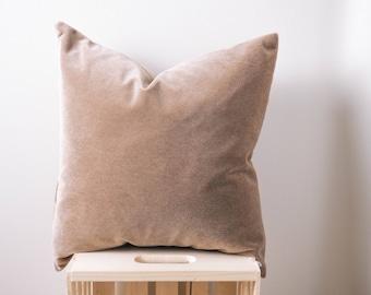 Dusty Rose Pink Velvet Pillow Covers Shiny Throw Pillow Dusty Rose Decorative Pillow Covers Pink Velvet Finish Cushion Home Decor 18x18 20x2