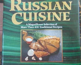 Classic Russian Cuisine , 1989 , Alla Sacharow