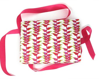 LOBSTER CLAW wrapping paper sheets | Set of 3 Sheets | White & Pink | Custom Design Paper | A Portion of Proceeds go to Charity