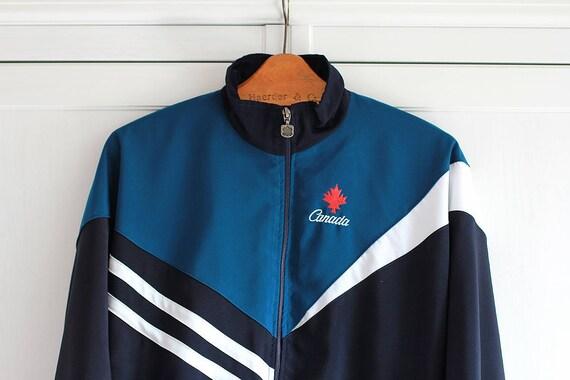 Windbreaker Vintage 90s Jacket Activewear Sweatshirt Red Black Gray Loose Oversize Sport Fitness Retro Oldschool Hip Hop 28DRdszrMK