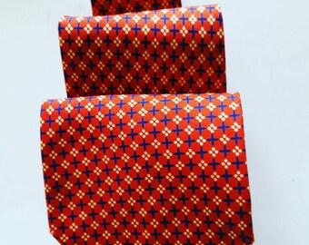 Alberto Mucciolo  vintage tie