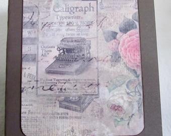 Traveler's Notebook insert Pocket size