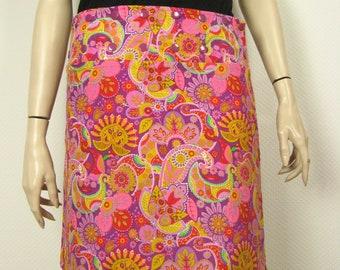 Reversible skirt #10405