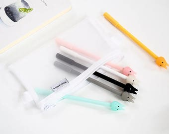 Lovely Totoro Pens - Gel Pens, Ink Pens, Stationery
