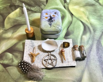 Mini Travel Altar
