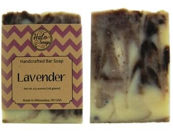 Lavender Essential Oil Bar Soap
