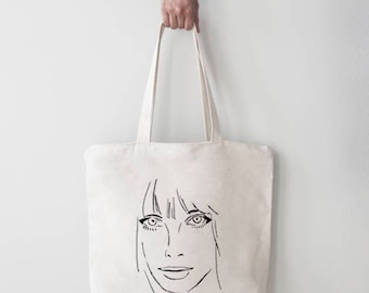JANE BIRKIN TOTEBAG