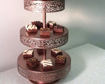 Spinning Cupcake Stand