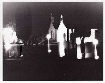 Night/Graveyard 35mm Photography Series