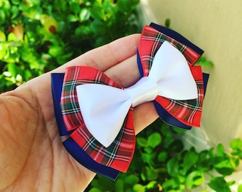 Guest relation inspired hairbow