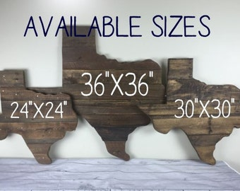 Wood state Cut out, Texas pallet cut out, pallet sign wall art, recycled wood sign, Texas pallet shape sign, wood state art, signage, pallet