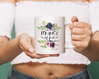 Feminist Mug Gift, Feminist AF Mug, Feminist Coffee Mug, Inauguration Mug, Funny Feminist Mug, Mug for Feminist, Funny Mug for Feminist