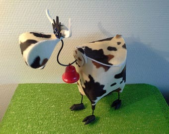 cow stylized velvety foam