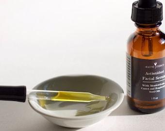 Antioxidant Facial Serum - Antioxidant Face Oil - Anti Aging Facial Serum - Organic Face Oil - Facial Moisturizer - Natural Skin Care