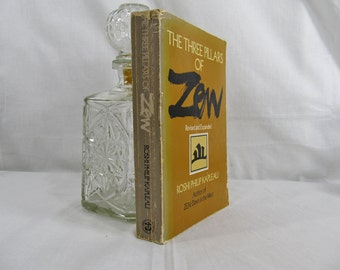 The Three Pillars Of Zen Teaching, Practice, and Enlightenment  Kapleau, Roshi P.  Published by Anchor Books, Garden City NY (1980)