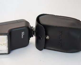Contax TLA20 Flash with Case EX