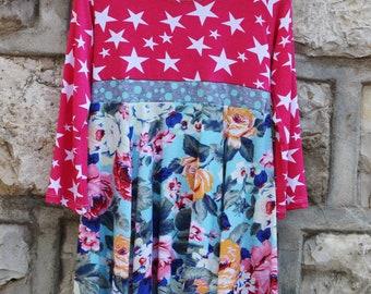 Hipster style Twirly Dress